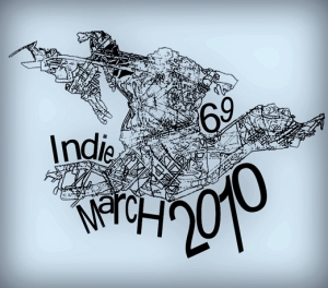 Indie 69 March 2010 Playlist cover art