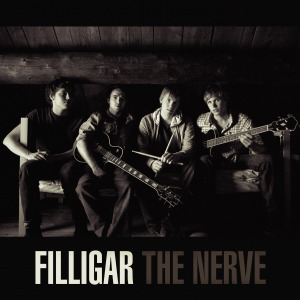 Filligar - The Nerve album cover