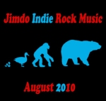 Jimdo Indie Rock Music August 2010