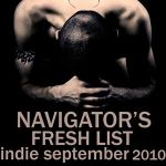 Navigator's Fresh List Indie Sept 2010 Cover art.
