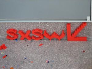 sxsw lego logo